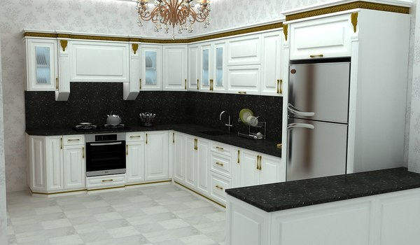 kitchen clas model