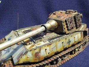tanks s 3D model