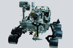 3D model mars 2020 rover