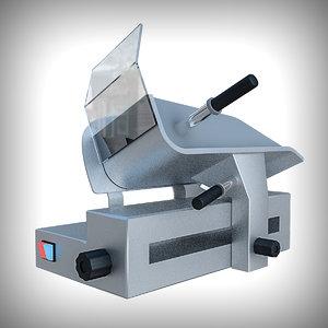 slicing machine 3D model
