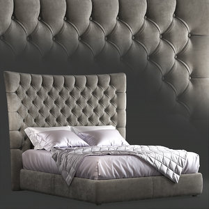 3D bed model