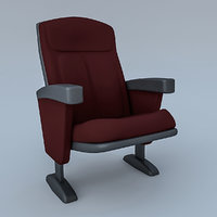 theater chair model
