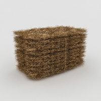 3D straw