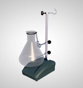 laboratory beaker 3D model