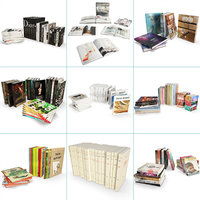 books set 01 3D