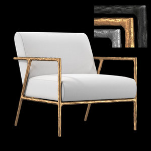 3D thaddeus chair