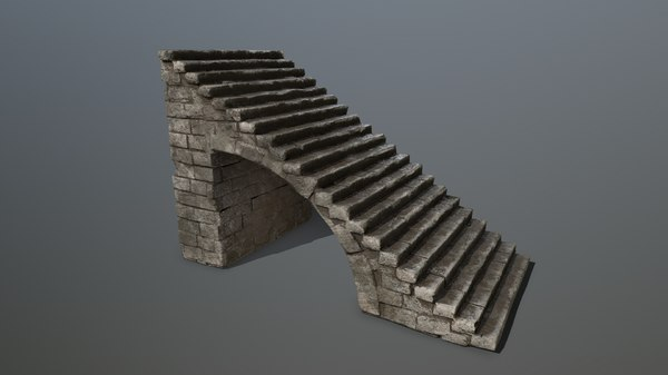 stairs model