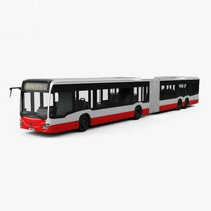 3D mercedes-benz capacity l model