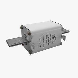 3D fuses pn-2 model
