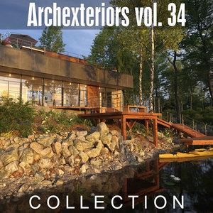 3D archexteriors vol 34 exterior