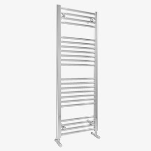 3D towel radiator straight version