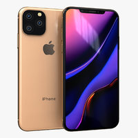 apple iphone 11 gold model