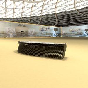 3D designer table number 2
