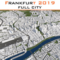 Frankfurt Full City 2019