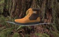 boots walking outdoor 3D model