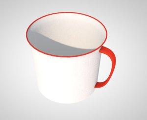 coffee mug cup model