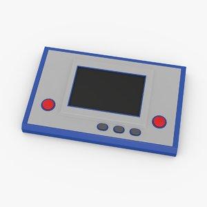 classic portable 3D