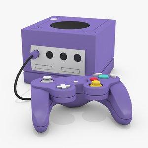 cube console model