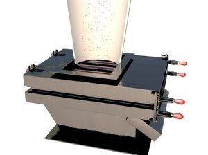 3D magnetic sift model