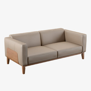 sofa angel cerda 3D model