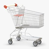 shopping cart 2 model