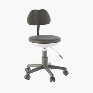 doctor chair 3D model