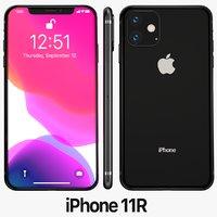 3D iphone 11 11r model