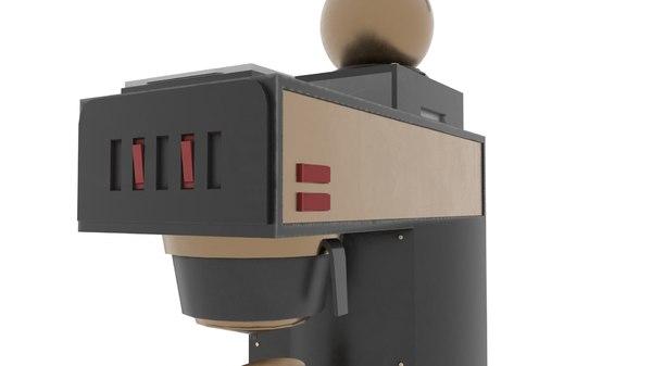 cafetera caf 3D