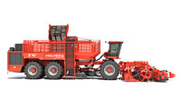 Holmer Potatos Sugar Beet Harvester