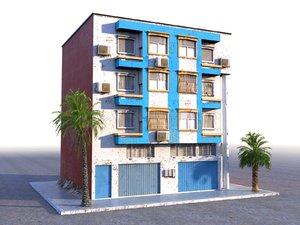 3D arab house hd