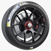 Toyota Racing Wheel