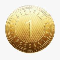 dollar coin model