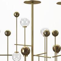3D sicis lamp