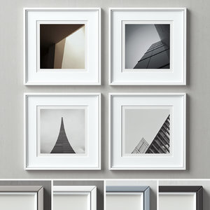 picture frames set model