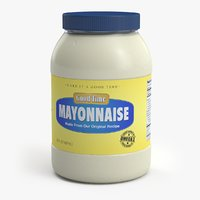 Mayonnaise Jar