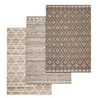 3D set rugs