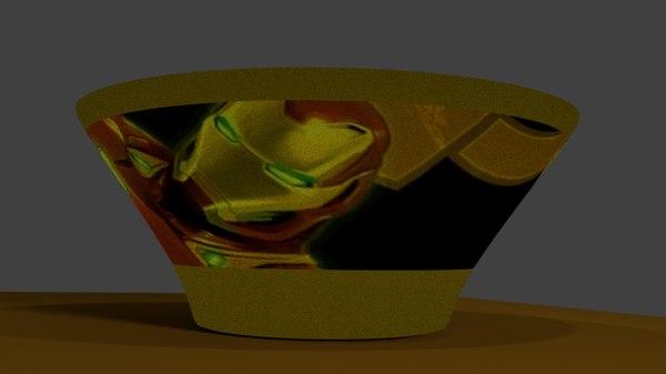 bowl 3D