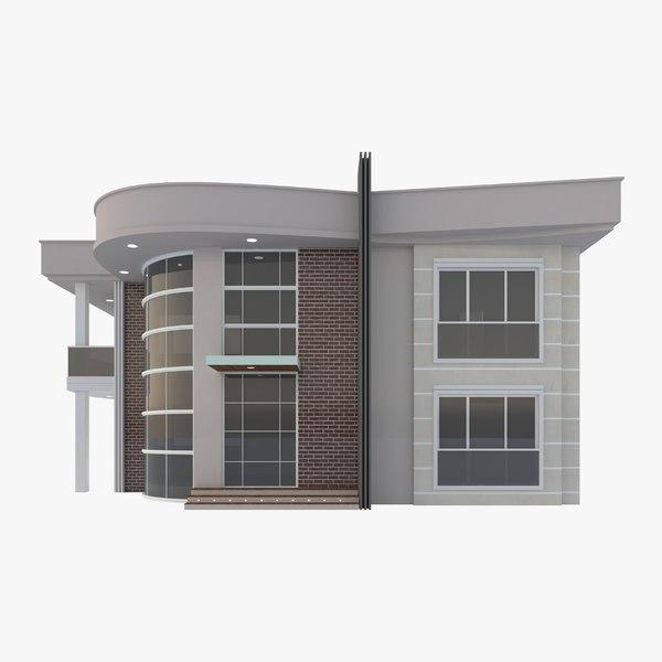 building house 3D