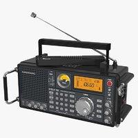 grundig radio model