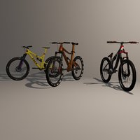 Mountain Bike Pack 2
