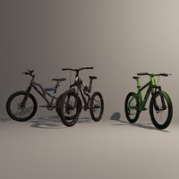 Mountain Bike Pack 3