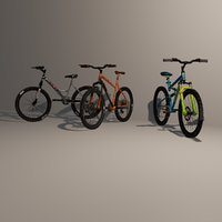 Mountain Bike Pack 4