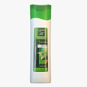 shampoo clean line model