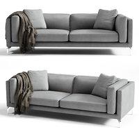 modloft reade sofa 3D model