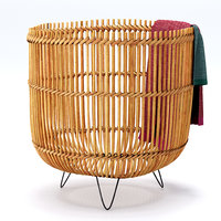 palos knitted basket towels 3D model
