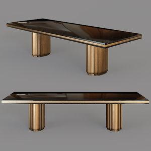 vendome hugueschevalier table 3D model