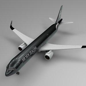 airbus 321 neo air new model