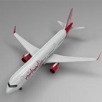 airbus 321 neo air model