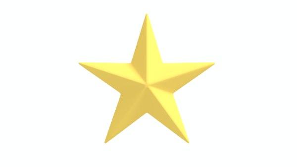 christmas star model
