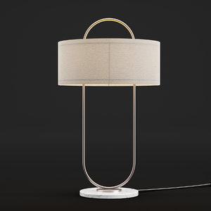 interior lighting 3D model